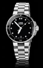 Oris Aquis Date Diamonds