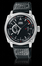 Oris BC4 Small Second, Pointer Day