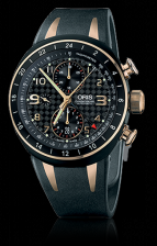 Oris TT3 Chronograph, Second Time Zone