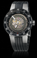 Oris WilliamsF1 Team Skeleton Engine Date