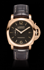 LUMINOR  MARINA 1950 3 DAYS  AUTOMATIC ORO ROSSO