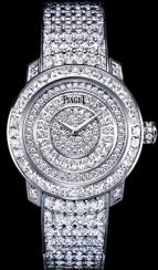 Limelight round-shaped watch