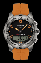 TISSOT T-TOUCH II TITANIUM GENT