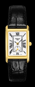 TISSOT NEW HELVETIA LADY SMALL SECOND