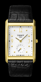 TISSOT NEW HELVETIA GENT SMALL SECOND