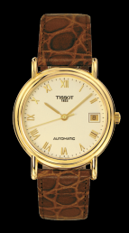 TISSOT CARSON FULL CASE BACK AUTOMATIC
