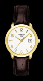 TISSOT SCULPTURE LINE LADY