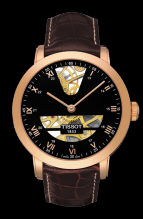 TISSOT SCULPTURE LINE MECHANICAL