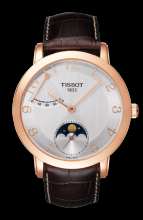 TISSOT SCULPTURE LINE MOONPHASE