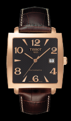 TISSOT SCULPTURE LINE AUTOMATIC