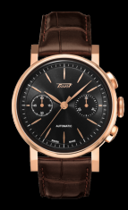 TISSOT HERITAGE 2009 AUTOMATIC GOLD