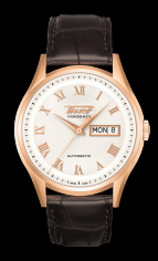 TISSOT HERITAGE VISODATE AUTOMATIC GOLD