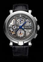 Blue Chip Chrono Skeleton