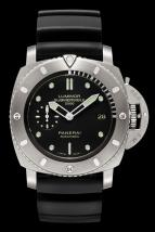 Luminor Submersible 1950 2500M 3Days Automatic Titanio