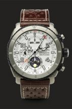 Chronograph and Complete Calendar