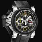 Chronofighter Oversize G-BGP-001 Black
