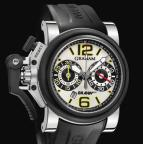 Chronofighter Oversize G-BGP-001 White