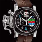 CHRONOFIGHTER R.A.C. 6 NATIONS CELEBRATIONS
