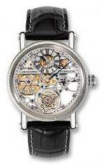 Regulateur a Tourbillon Squelette