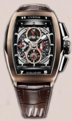Cvstos Challenge GT Chrono Red Gold