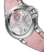 Ocean Biretro (WG / Pink Rubber)