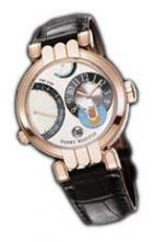 Excenter Timezone (RG / White / Leather)