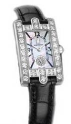 Avenue Lady (WG_Diamonds / MOP / Black Strap)