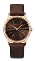 Calatrava Rose Gold Ladies