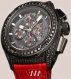 Challenge-R50 Chrono Black Steel Black Diamond