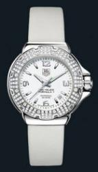 Formula 1 Glamour Diamonds (SS-Diamonds / White / Strap)