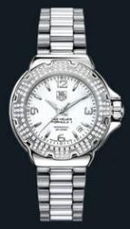 Formula 1 Glamour Diamonds (SS-Diamonds / White / SS)