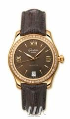 Glashutte Original Lady Serenade (RG_Diamonds Mocha Leather)