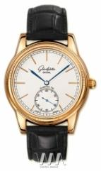 Glashutte Original 1878 Limited Edition (RG / Silver / Leather)