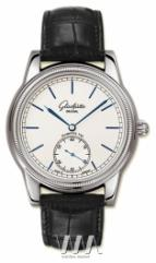 Glashutte Original 1878 Limited Edition (WG / Silver / Leather)