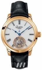 Glashutte Original Senator Meissen Tourbillon Rose Gold