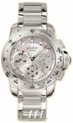 Glashutte Original Sport Evolution Chronograph (SS / Silver / SS)