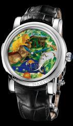 Safari Jaquemarts Minute Repeater