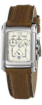 Festina Leather Chronograph