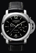 Luminor 1950 Chrono Monopulsante 8 days GMT