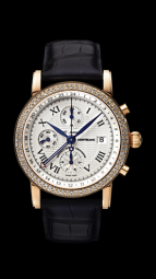 Star Gold Chronograph GMT Automatic