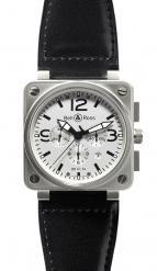 GMT White Dial