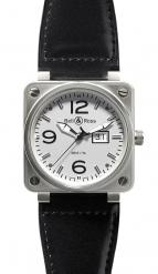 Big Date White Dial