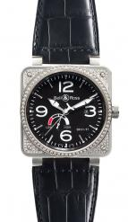 Top Diamond Black Dial
