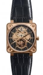 Tourbillon Pink Gold Carbon