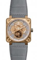 Tourbillon Pink Gold Aluminium