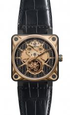 Tourbillon Pink Gold & Titanium