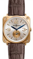 Gold Silver Dial