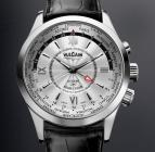 Aviator GMT - steel