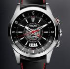 Revolution Dual Time Automatic Steel