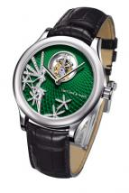 Midnight Tourbillon Caresse d'Eole